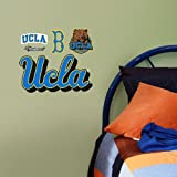 NCAA Ucla Bruins Teammate Logo Decal, Blue, 13