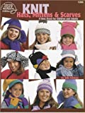 Knit hats, mittens & scarves: 9 sets sized for children and adults (0881959235) by Eckman, Edie
