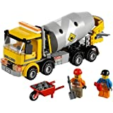 LEGO City 60018: Cement Mixer