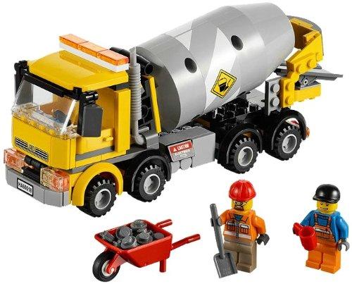 Lego-City-60018-Betonmischer