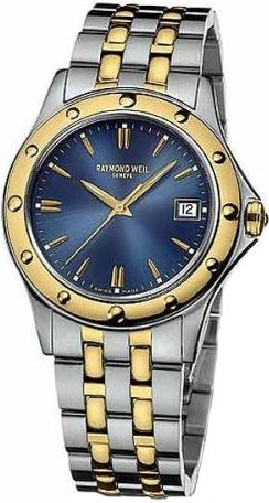 Raymond Weil Tango 18kt Gold-plated Mens Watch 5590-STP-50001