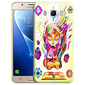 Theskinmantra Take a break Back cover for Samsung Galaxy J7 (2016 Edition)