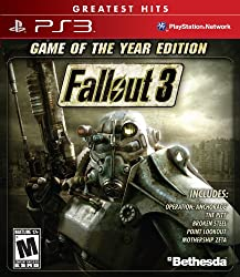 Fallout 3: Game of The Year Edition from Bethesda