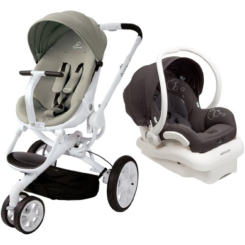 Uberchild HD Full 2 in 1 Travel System Including Maxi Cosi Mico Car