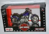 Harley Davidson - 2000 FXDL Dyna Low Rider Die Cast Model Scale 1:18