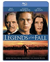 Legends of the Fall [Blu-ray]