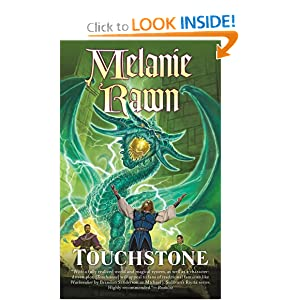 Touchstone (The Glass Thorns) by Melanie Rawn