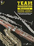 img - for Team Woodwind: Bassoon (Book & CD) book / textbook / text book