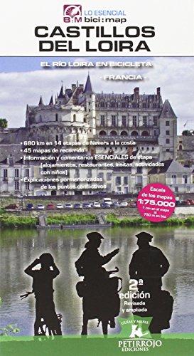 Castillos del Loira: El río Loira en bicicleta (bici:map)
