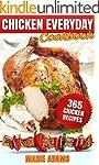 Chicken Everyday Cookbook: 365 Everyd...