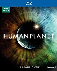 Human Planet: The Complete Series [Blu-ray]