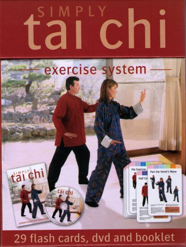 Simply Tai Chi (Exercise System) DVD (Includes cards and booklet)
