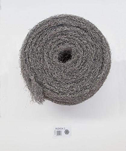 lana-acero-rizada-no-2-gruesa-bobina-25-kg