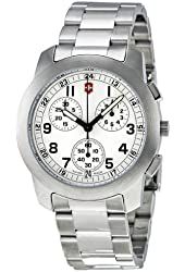 Victorinox Swiss Army Men's VICT26050.CB Classic Analog Stainless Steel Watch