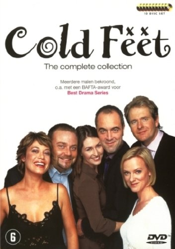 Cold Feet - The Complete Series [10 DVD] [1997]
