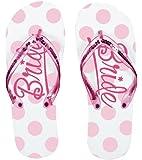 1 X Bride's Flip Flops