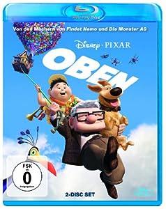 Oben [Blu-ray] [Import allemand]