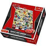 Disney Pixar Cars Snakes and Ladders Game
