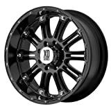 XD Series Hoss (Series XD795) Gloss Black - 16 x 8 Inch Wheel