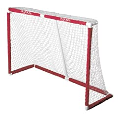 Buy Mylec Official Pro Hockey Goal - PVC by Mylec
