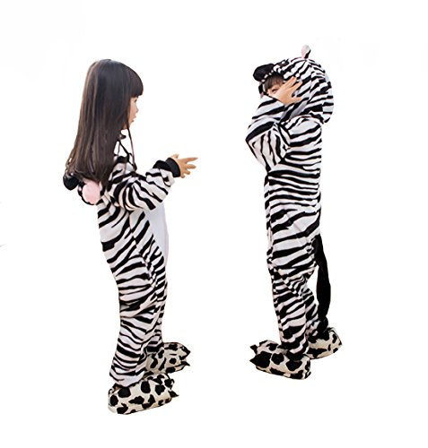 [DuoRonMi Children's Anime Sleeping Wear (105(height:44.85