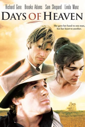 Amazon.com: Days of Heaven: Richard Gere, Brooke Adams, Sam Shepard