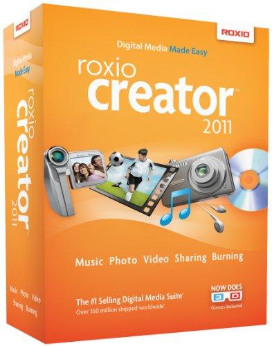 Roxio Creator 2011 [Old Version]