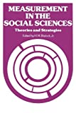 img - for Measurement in the Social Sciences: Theories and Strategies (Observations) book / textbook / text book