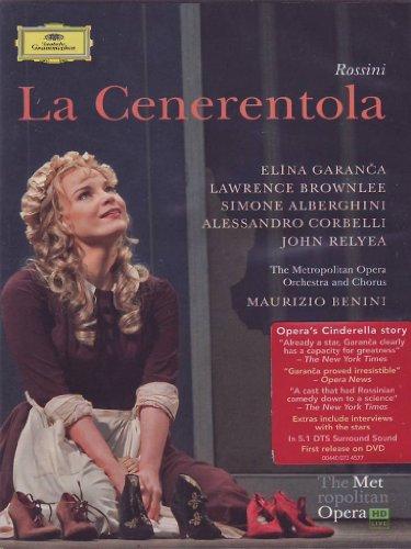 Rossini: La Cenerentola - Metropolitan Opera
