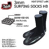 Tabie【タビー】3mm  サーフィンソックス SURFING SOCKS HB [KW4474] (M)