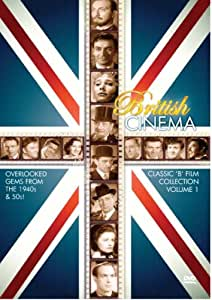 British Cinema Classic B Film Collection, Vol. 1 (Tread Softly Stranger / The Siege of Sidney Street / The Frightened Man / Crimes at the Dark House / The Hooded Terror / Girl in the News) [Import]
