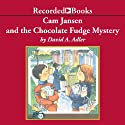 Cam Jansen and the Chocolate Fudge Mystery Audiobook by David Adler Narrated by Christina Moore