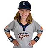 Franklin Sports MLB Detroit Tigers Youth Team Uniform Set