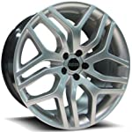 22″ Wheels For Range Land Rover HSE LR3 LR4 Set of Four Rims and caps