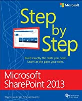 Microsoft SharePoint 2013 Step by Step Front Cover