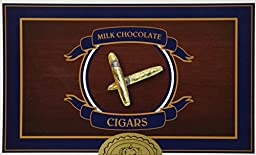 Madelaine Chocolate Cigars Gold Wrap (Pack of 24)
