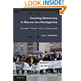 Courting Democracy in Bosnia and Herzegovina (Cambridge Studies in Law and Society)