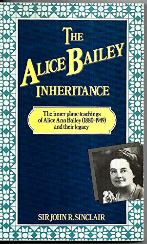 Image for Alice Bailey Inheritance
