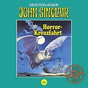 Horror-Kreuzfahrt (John Sinclair - Tonstudio Braun Klassiker 10) Hörspiel