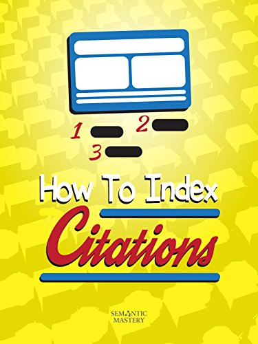 Clip: How To Index Citations