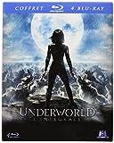 Underworld : L'intégrale - Coffret 4 Blu-ray [Blu-ray]