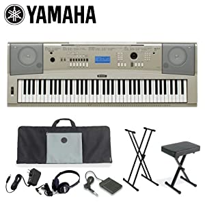 Yamaha ko ypg 235 kit 1 76 key portable grand for Yamaha ypg 235 used