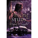Poison Study (Book 1 in The Study Trilogy) (MIRA)by Maria V. Snyder