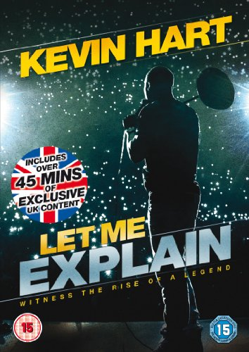 Kevin Hart: Let Me Explain [DVD]