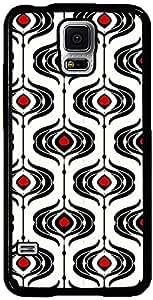 PrintVisa Pattern Art Design Case Cover for Samsung Galaxy S5 Mini