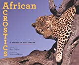 img - for African Acrostics (Turtleback School & Library Binding Edition) book / textbook / text book