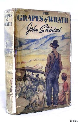 the hardships of a common man in grapes of wrath by john steinbeck John ernst steinbeck's novels the grapes of wrath and of mice and men share many common by john steinbeck comparing the grapes of wrath and hardships.