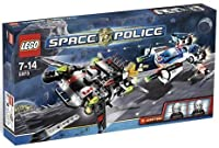LEGO Space Police Hyperspeed Pursuit (5973) by LEGO