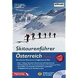 """Skitourenf�hrer �sterreich: Die sch�nsten Skitouren vom Gro�glockner bis Wien. Band 1 + DVD-ROMvon """"Andreas Jentzsch"""""""