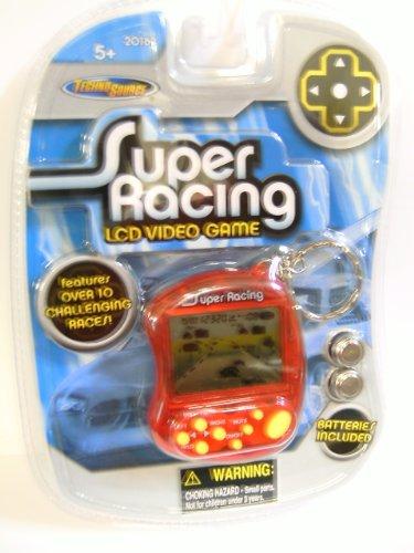 Super Racing Car Keychain Games, Key Chain, Handheld - 1